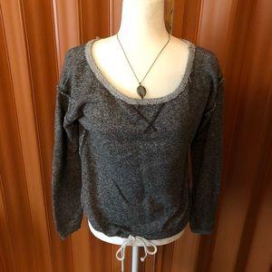 | Aerie | Comfortable Long sleeve sweater shirt